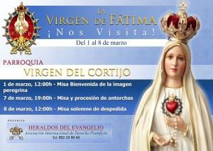 Cartel Virgen del Cortijo